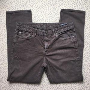 Bonobos Travel Jean Straight Grey 36 x 32